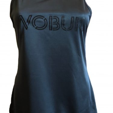 Women Gray Vest Top Front