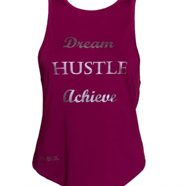 Womens Dream Slogan Vest Top