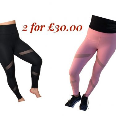 Mesh Leggings offer