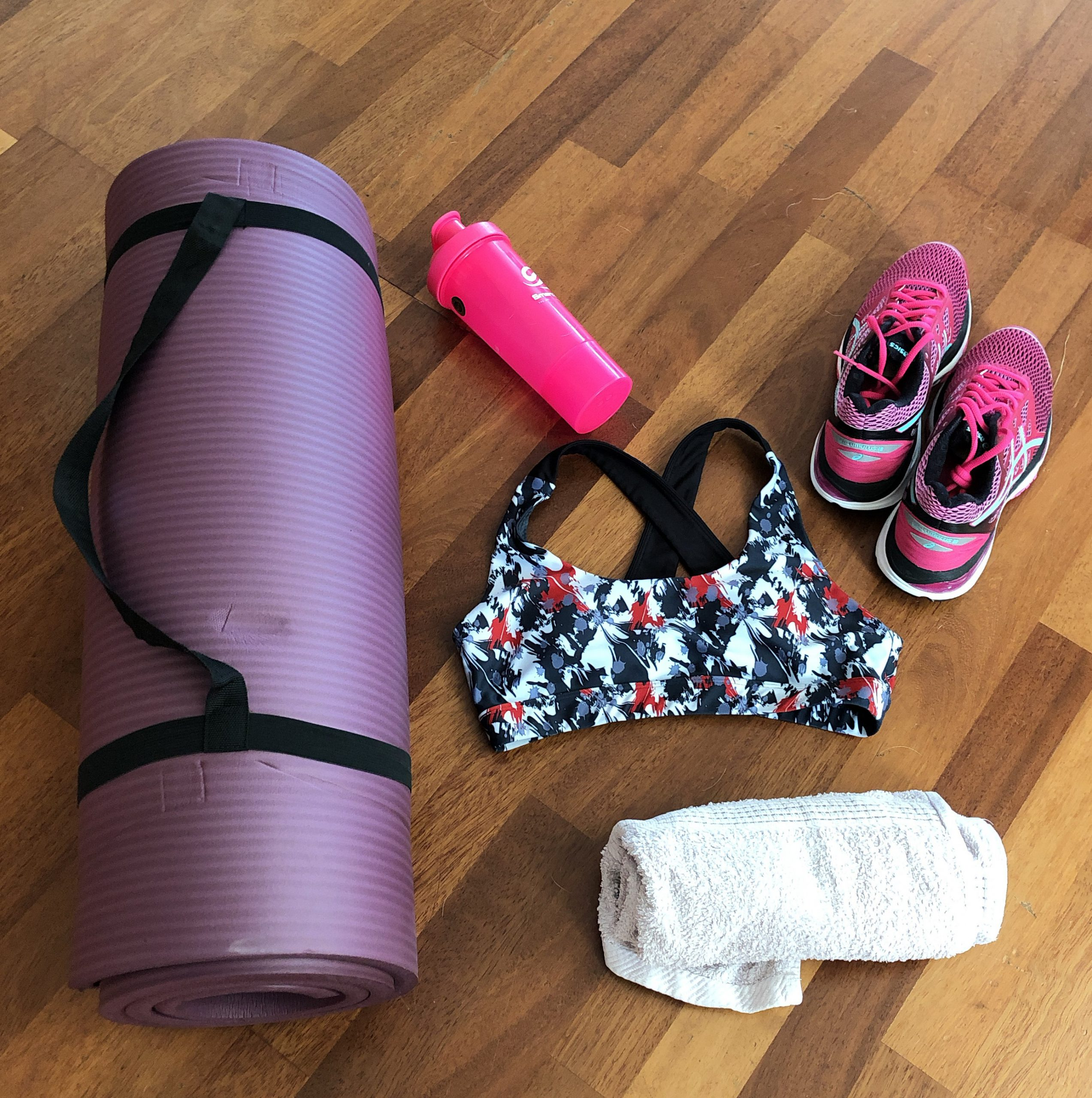 Free workouts at home from WOBUK